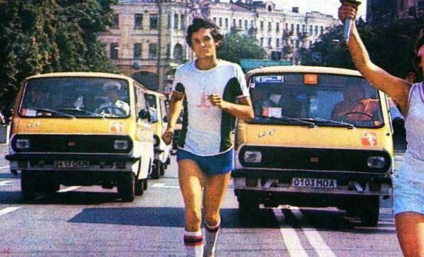 A formatervező tehát kivette a részét az 1980-as olimpia felhajtásából