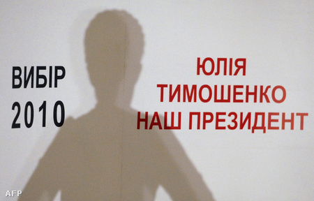A román és magyar nemzetiségű szavazók Timosenkora szavaztak