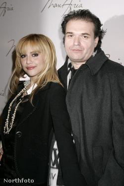 Brittany Murphy férjével, Simon Monjackkel