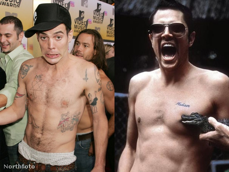 Steve O és Johnny Knoxville