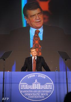Charles Wilson 2008 januárjában (Fotó: Tim Sloan)