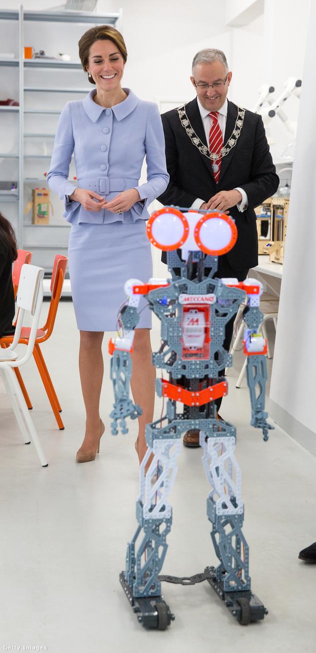 De a legjobban ez a robot nyűgözte le!