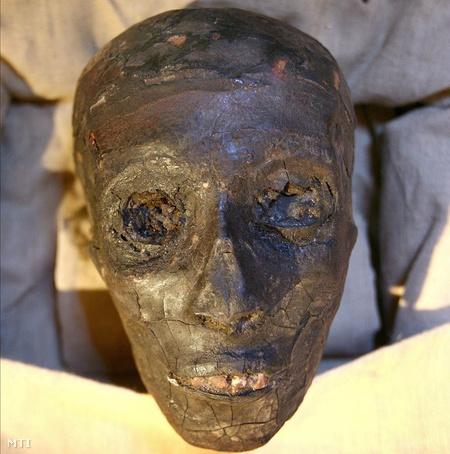 A fáraó koponyája