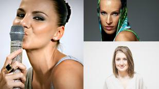 Melyik magyar zenekar klipjéből vágtuk ki az alábbi énekesnőket - Felismeri őket egy-egy képkocka alapján?
