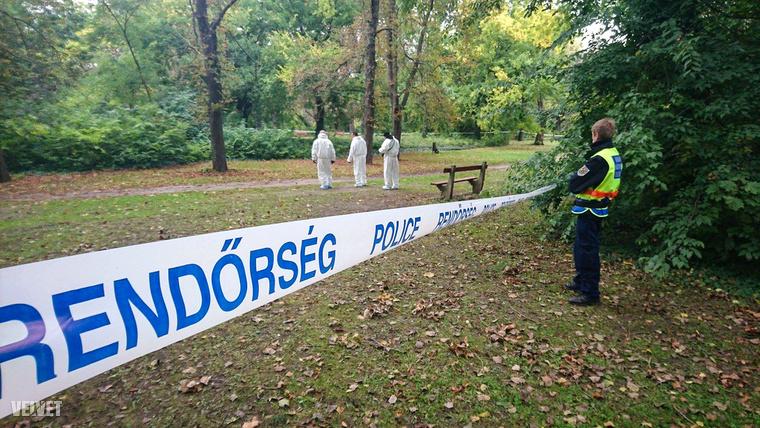 Női holttestet találtak a Népligetnél