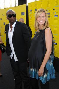 Seal és Heidi Klum