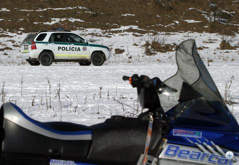 A rendőrök inkább 4x4-es Kiákkal közlekednek
