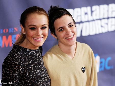 Lohan és Samantha