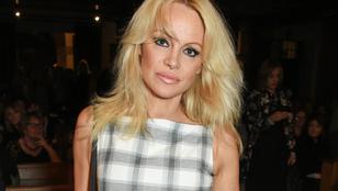 Pamela Anderson váratlan módon volt szexi