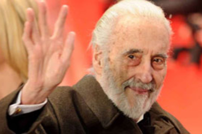 lead christopher lee