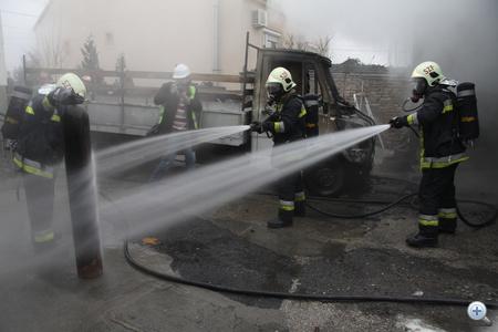 Kattinson a képekért! Fotó: Bisztricz Anett (Székesfehérvári tűzoltóság)