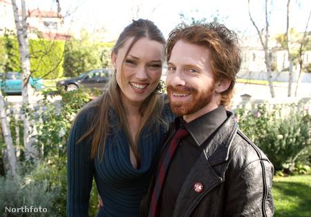 Seth Green és Clare Grant