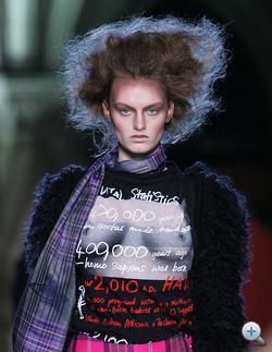 London: Vivienne Westwood