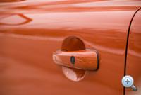 Kulcsnélküli indítás és autóba jutás