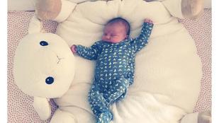 Íme Olivia Wilde újszülött kislánya