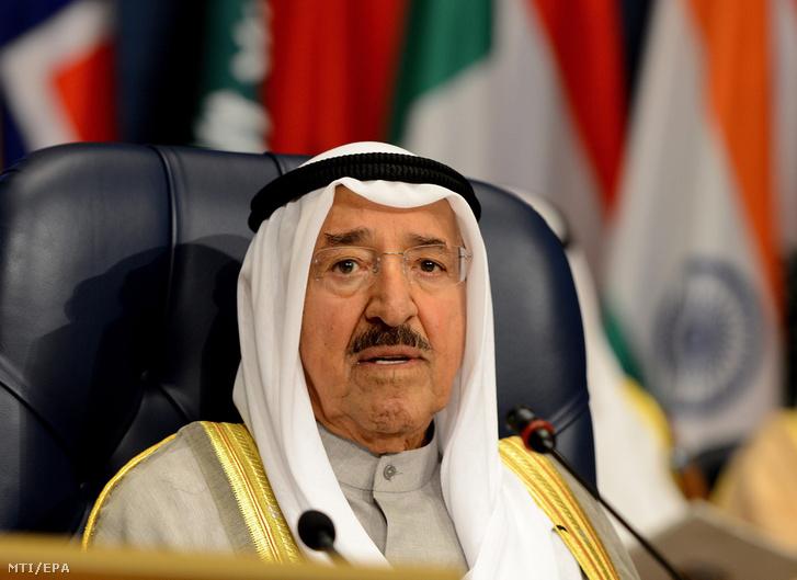 Szabáh el-Ahmad el-Dzsábir emír