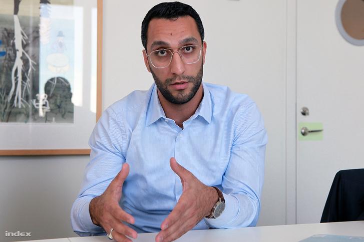 Farid Zareie integrációs szakértő