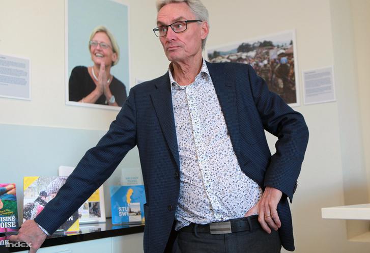 Jan-Eric Jansson polgármester kockáztatja a karrierjét is