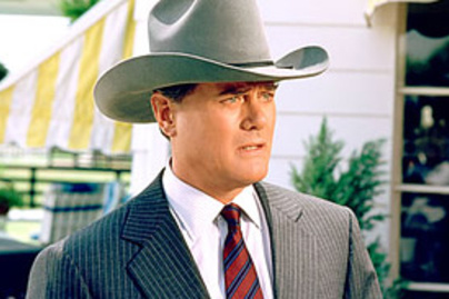larry hagman lead