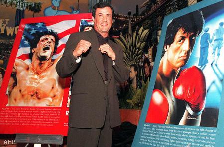 Sylvester Stallone is Oscart kapott