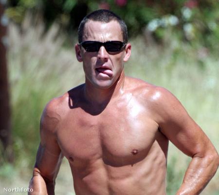 3. helyezett: Lance Armstrong
