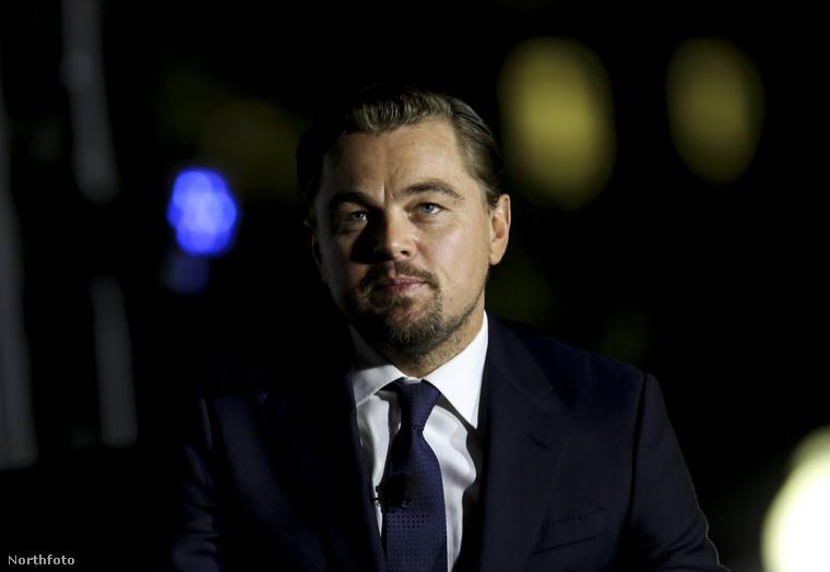 Ő Leonardo DiCaprio