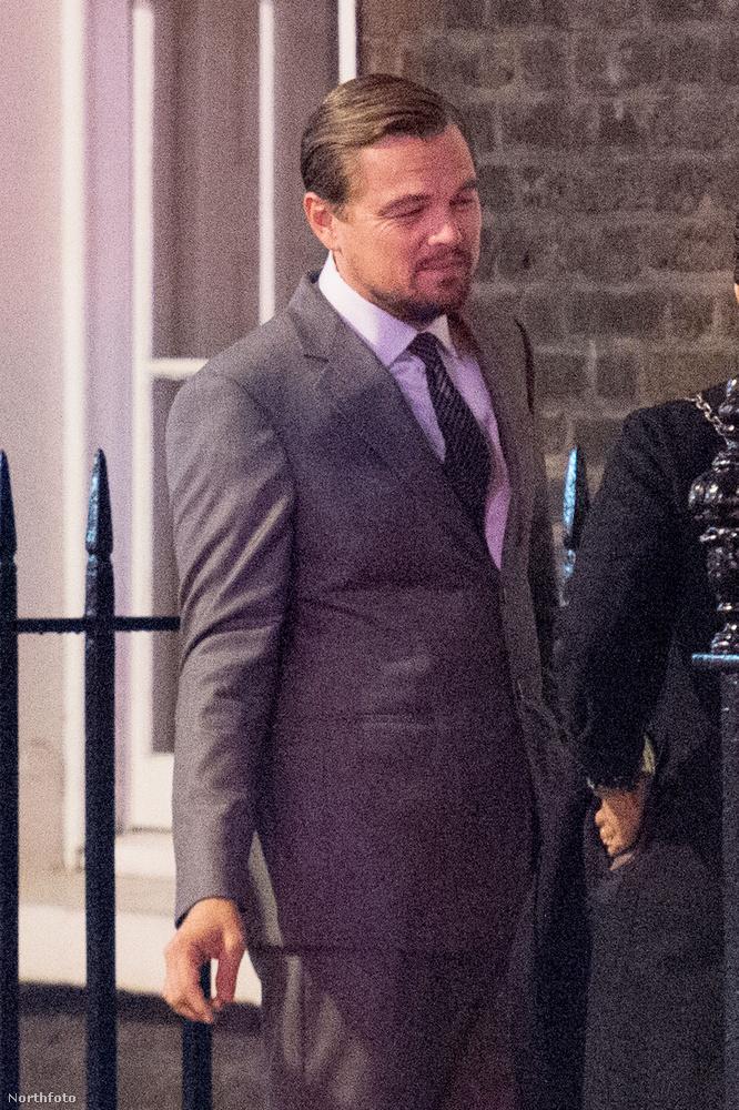 Vagyis DiCaprio életcélja mióta megszerezte az Oscart, az, hogy megvédje a bolygót a pusztulástól