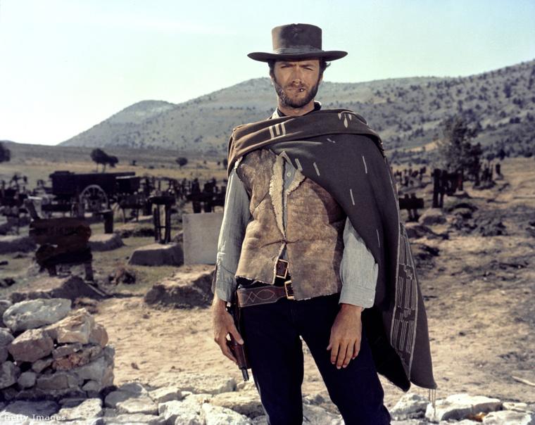 Clint Eastwood 34 és 36 éves kora között forgatta a három filmet, amikben a névtelen embert játszotta.