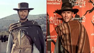 Scott Eastwood saját apjának öltözött