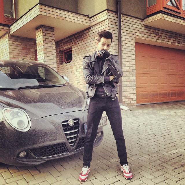Kedvenc márkája autóban az Alfa Romeo.
