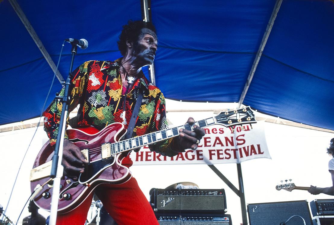New Orleans Jazz Heritage Fesztivál 81-ben