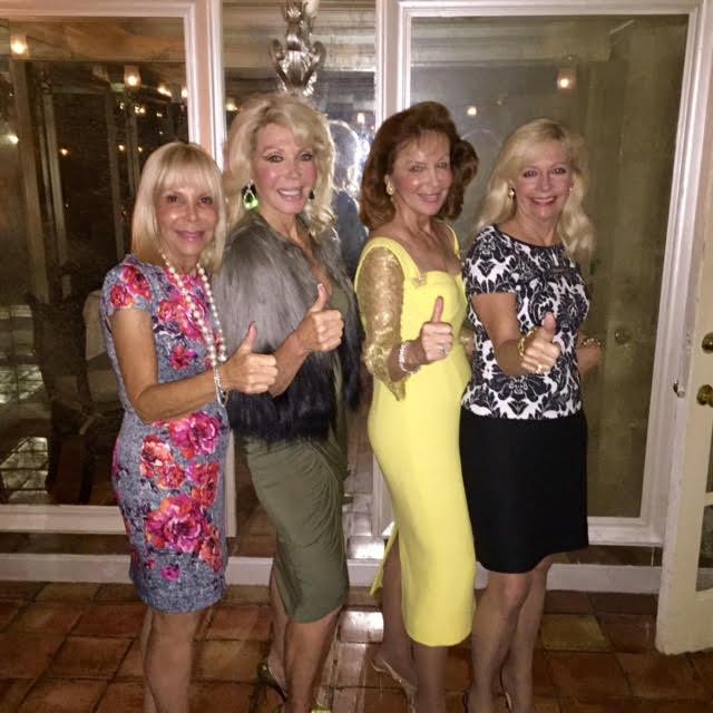 Trumpista nők: Suzi Goldsmith, Toni Holt-Kramer, Terry Ebert-Mendozza, Janet Levy
