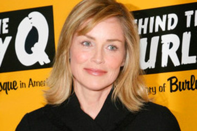 sharon stone lead