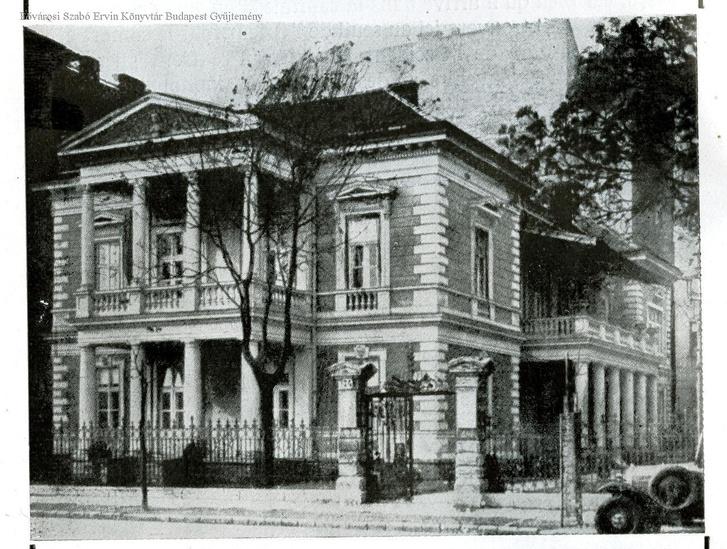 Az egykori szanatórium