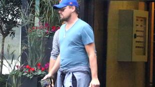 Leonardo DiCaprio beugrott egy londoni kórházba