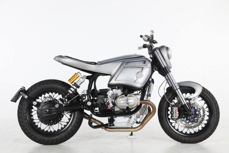 A harmadik legjobb Street Performance motor olasz kollaborációból született, a Tondo Garage és az IBC közös munkája a a BMW blokkos mestermű.