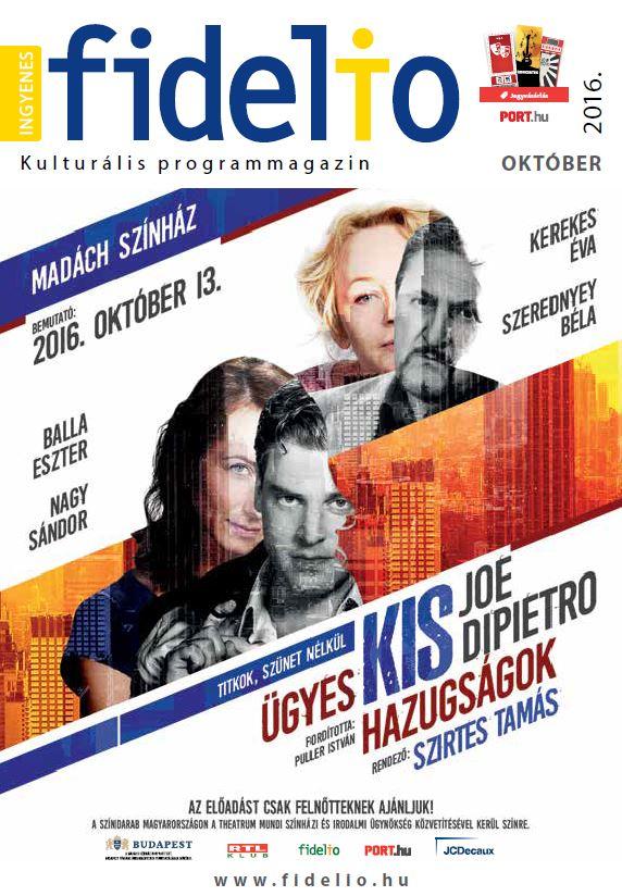 Fidelio Magazin Október