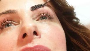 Nigella exférjének új nője lassan Nigellává változik
