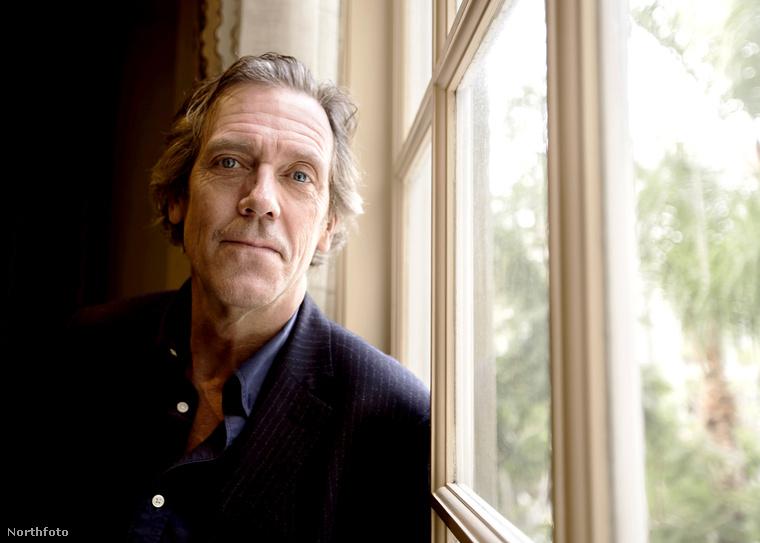 Akárhogy is, az igazi rajongók még mindig látják Hugh Laurie-ban azt a csodálatos férfit, aki annyi éven át volt