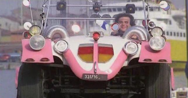 Bombajó bokszoló (1982) - Puma Ranch