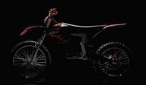 KTM FREERIDE Electric Enduro