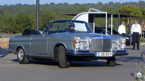 Minden idők talán legelegánsabb Mercedese