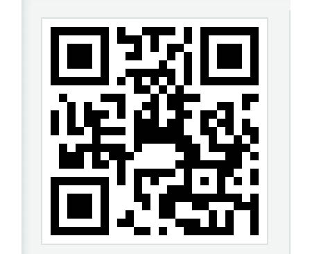 """Kamerás, QR-olvasóval ellátott mobilkészülékével dekódolja a fenti üzenetet, majd gondoljon bele, mennyivel jobban járt volna, ha ugyanezt úgynevezett """"betűk"""" formájában kódoljuk!"""