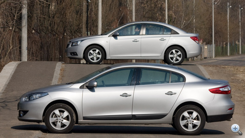 A Chevrolet a Renault fejére nő?