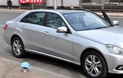 Mercedes E300L