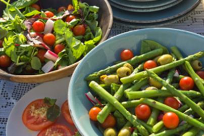 fehérjeben gazdag saláták 10 kilogramm fogyáshoz