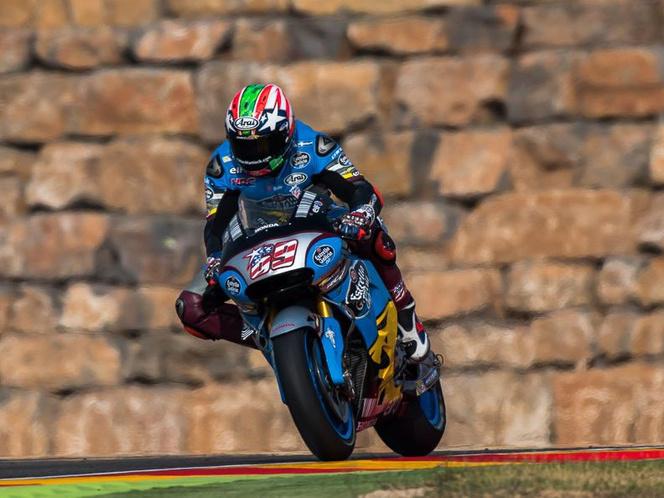 Hayden idén az Aragón GP-n ugrott be a Jack Miller helyére