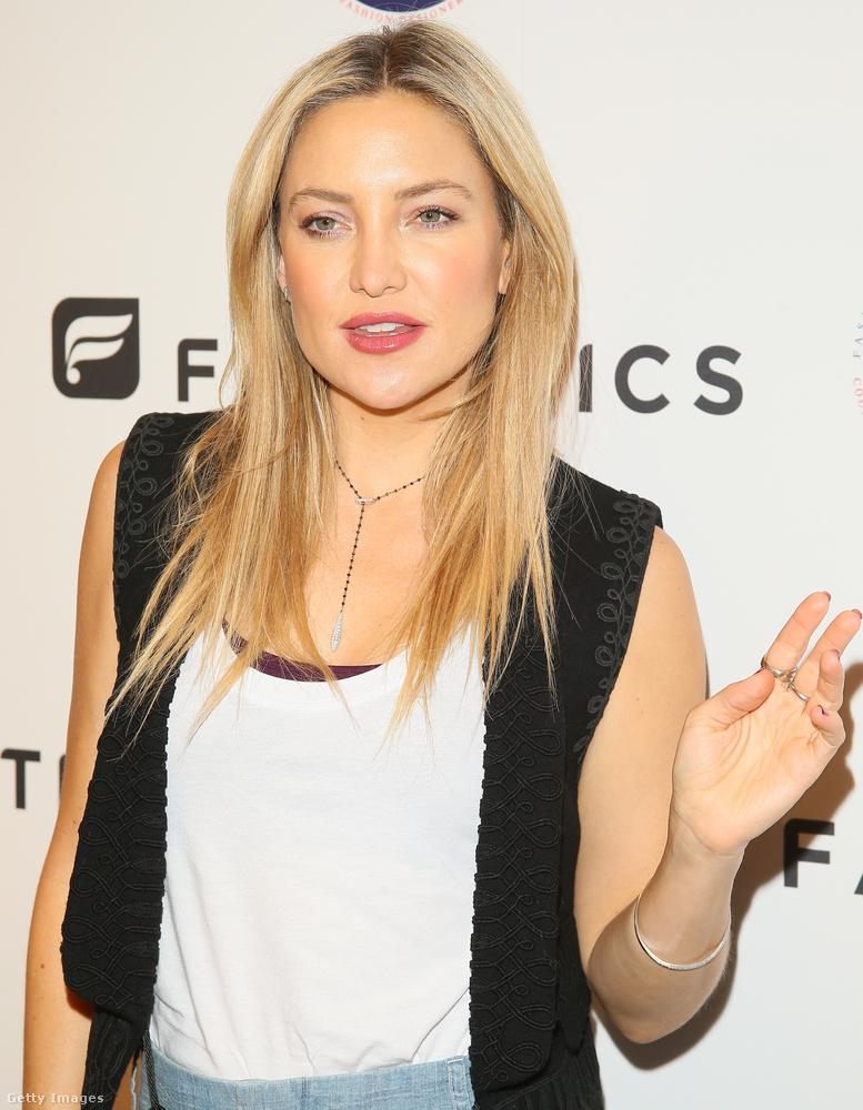 Kate Hudson sportruházati cégét, a Fabletics-et, és az anyacéget, a TechStyle-t perelte be az egykori kreatív igazgató, Talitha Peters