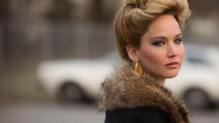 Miért alakít mindig idősebb nőket Jennifer Lawrence?