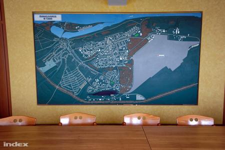 Dunaújváros Polgármesteri Hivatalában